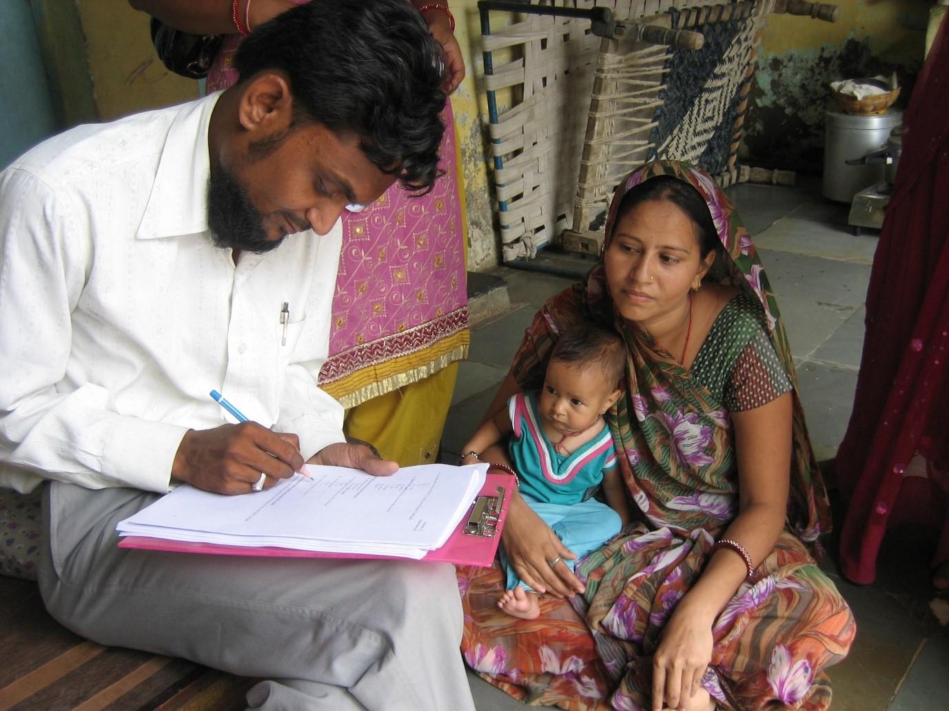 Ahmedabad survey respondents, Gulrez Azhar Shah & Kathy Tran, July 2011. CDKN.