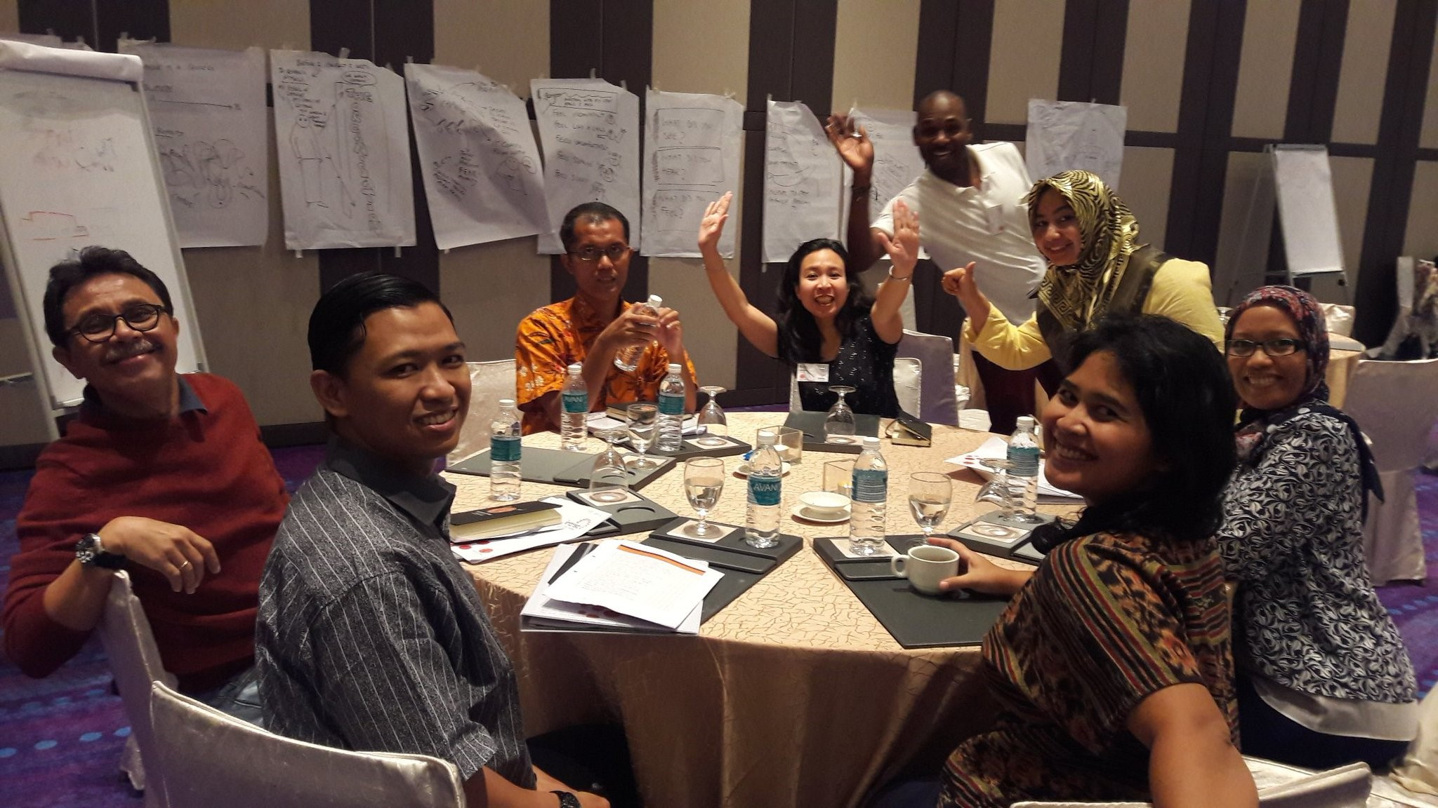 First C4C training in Malaysia. By Carolyn Kandusi.