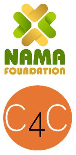 nama c4c combined logos