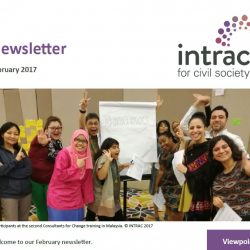 INTRAC Newsletter February 2017 cover web cropped