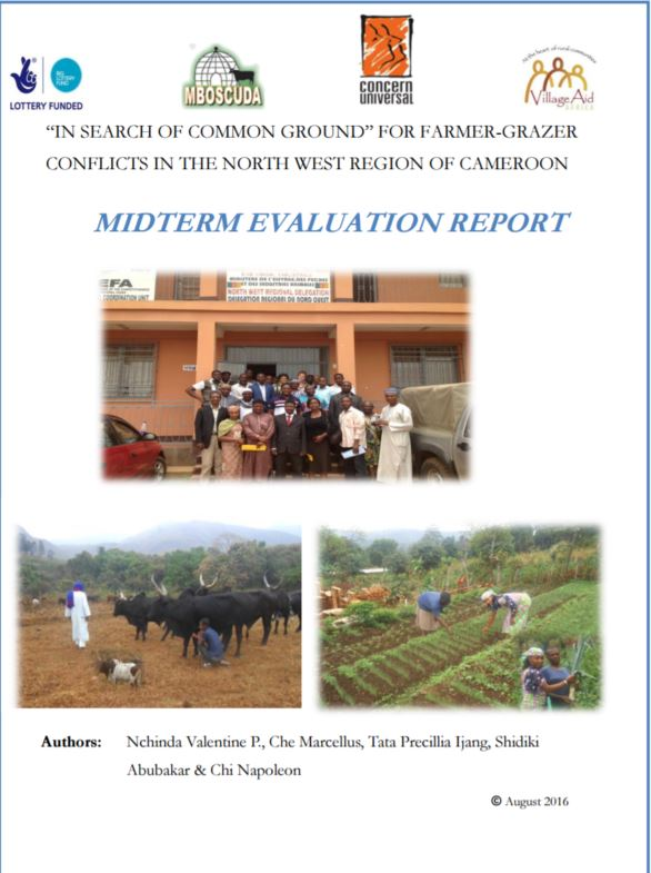 ISCG report cover