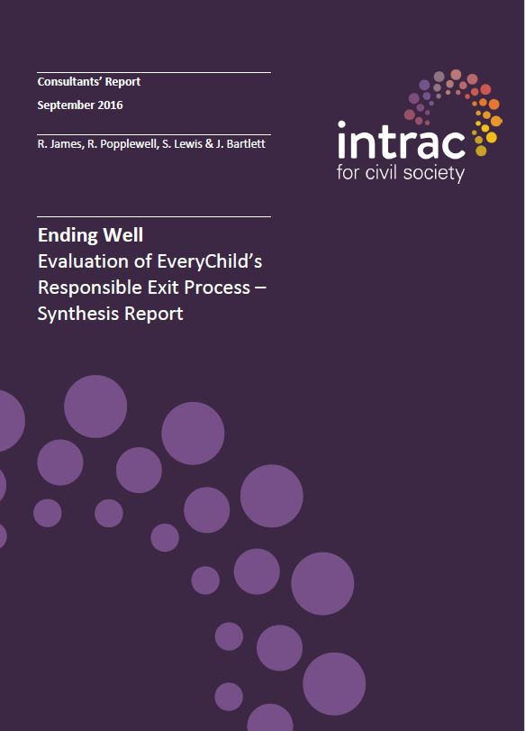 Ending well synthesis report cover