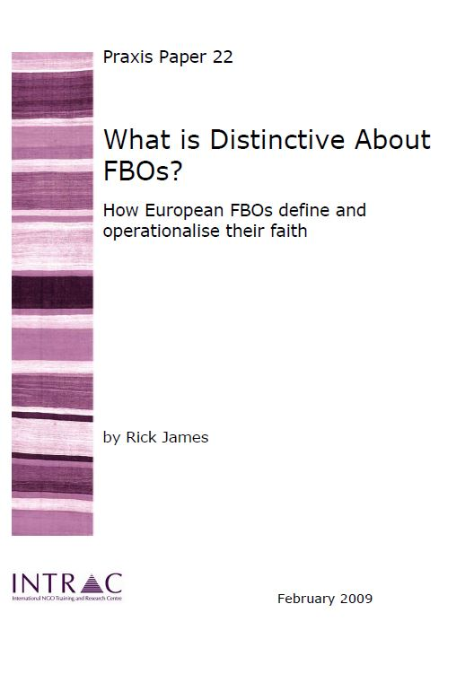 praxis paper 22 what is distinctive about fbos how european fbos